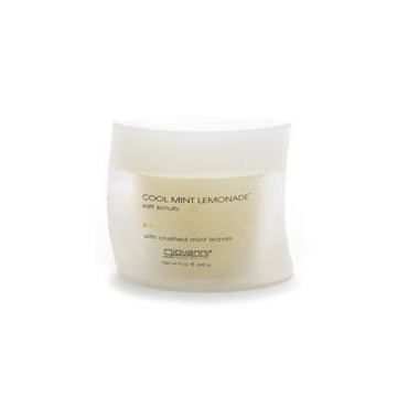 Giovanni Cool Mint Lemonade Salt Scrub