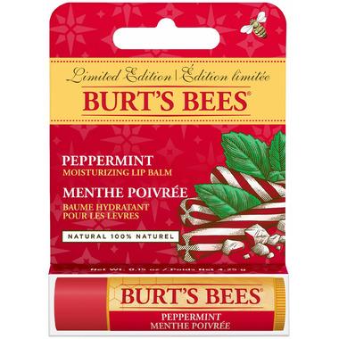 Burt\'s Bees Peppermint Lip Balm