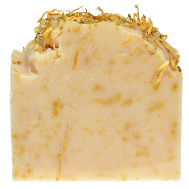 Buck Naked Soap Company Energizing Marigold Soap