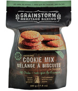 Grainstorm Heritage Baking Organic Oatmeal Cookie Mix