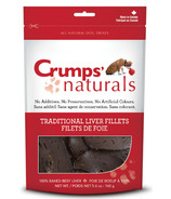 Crumps Naturals Traditional Liver Fillets