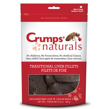 Crumps Naturals Traditional Liver Fillets