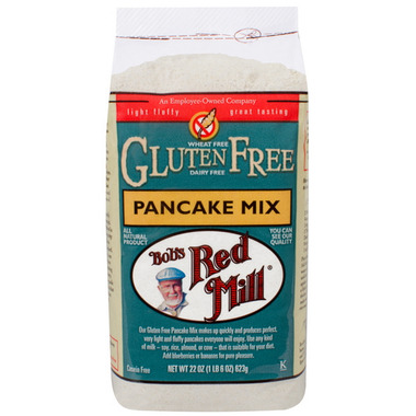Bob\'s Red Mill Gluten Free Pancake Mix