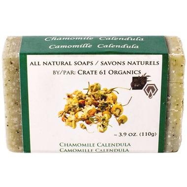 Crate 61 Organics Chamomile Calendula Soap