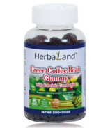 Herbaland Green Coffee Bean Gummy with Garcinia Cambogia