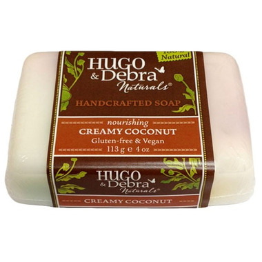 Hugo & Debra Naturals Creamy Coconut Bar Soap Bar Soap