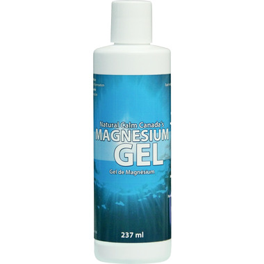 Natural Calm Canada\'s Magnesium Gel