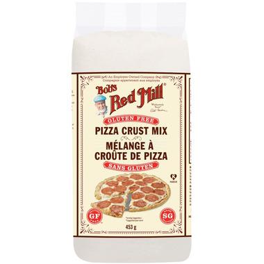 Bob\'s Red Mill Gluten Free Pizza Crust Mix