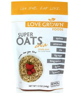Love Grown Foods Super Oats Simply Pure