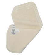Mother ease Unbleached Snap In Absorbent Liner