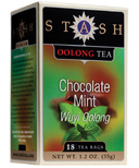 Stash Premium Chocolate Mint Oolong Tea