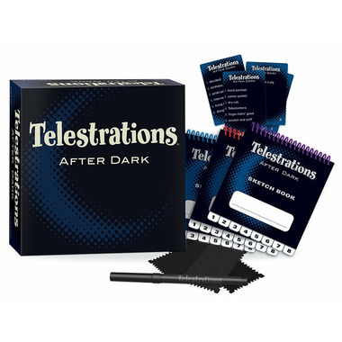 Telestrations Adult After Dark