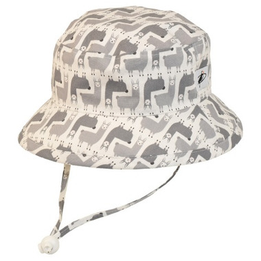 Puffin Gear Camp Hat Llama