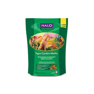 Halo Adult Dog Vegan Garden Medley