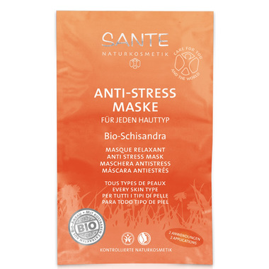 Sante Anti-Stress Facial Mask