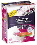 Always Discreet Long Length Incontinence Liners