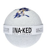 Buck Naked Soap Company Indigo Charity Bath Bomb