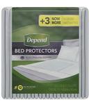 Depend Bed Protectors