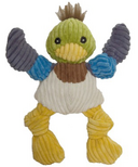 Hugglehounds Knotties Wee Duck Dog Toy