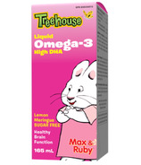 Webber Naturals Treehouse Omega-3 Liquid High DHA