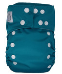 Omaiki One Size All-in-One Diaper Emerald