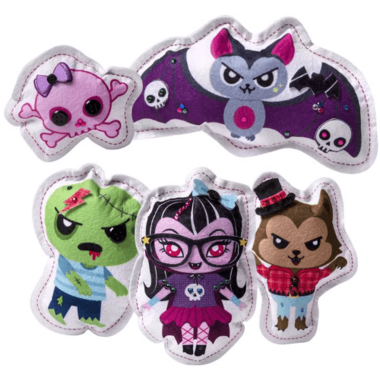 Sew Cool Plush Character Kit Monsters