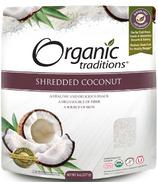 Organic Traditions Shredded Coconut