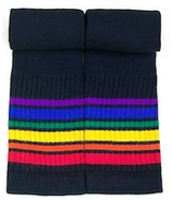 Pride Socks Brave Tube Socks