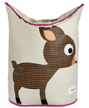 3 Sprouts Laundry Hamper Deer