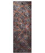 Manduka yogitoes Skidless Towel Geometry Collection Harmony