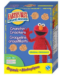 Earth's Best Original Crunchin' Crackers