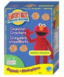 Earth's Best Original Crunchin' Crackers