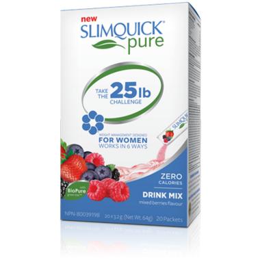 SlimQuick Mixed Berry