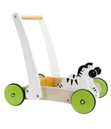 Hape Toys Galloping Zebra Cart