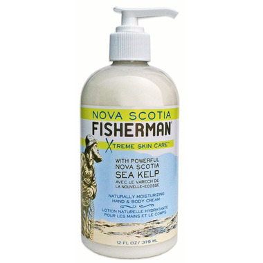 Nova Scotia Fisherman Naturally Moisturizing Hand & Body Cream