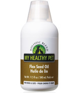 Holistic Blend My Healthy Pet Flax Seed Oil