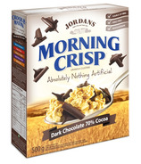 Jordans Morning Crisp Dark Chocolate Cereal