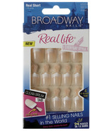 Broadways Nails Real Life French Nail Kit
