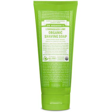 Dr. Bronner\'s Organic Shaving Soap