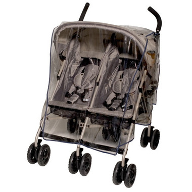 Jolly Jumper Side-by-Side Stroller Weather Shield