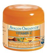 Avalon Organics Vitamin C Rejuvenating Oil-Free Moisturizer