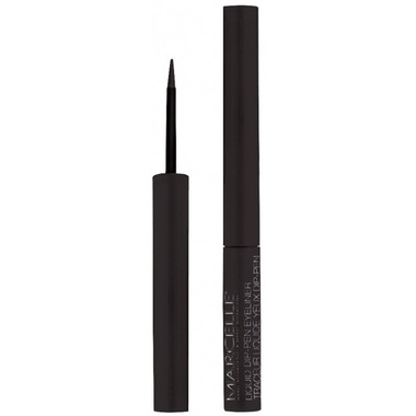 Marcelle Waterproof Liquid DIP-PEN Eyeliner 10H+