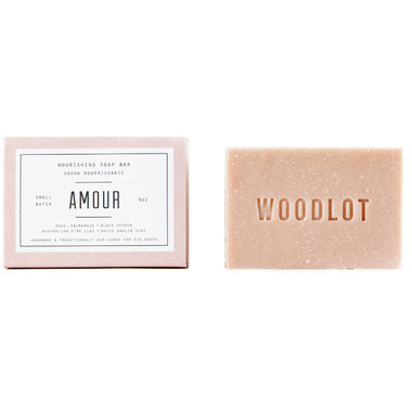 Woodlot Amour Nourishing Soap Bar