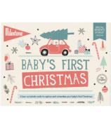 Milestone Baby's First Christmas