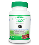 Organika Vitamin B5 Pantothenic Acid