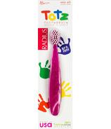 Radius Totz Toothbrushes