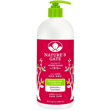 Nature\'s Gate Pomegranate Sunflower Lotion