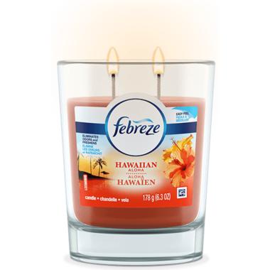 Febreze Candle Air Freshener Hawaiian Aloha
