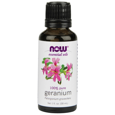 NOW Essential Oils Geranium Oil