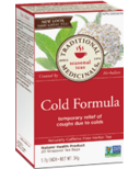 Traditional Medicinals Cold Formula Tea